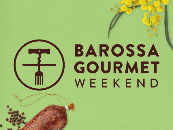 Barossa Gourmet Weekend Logo