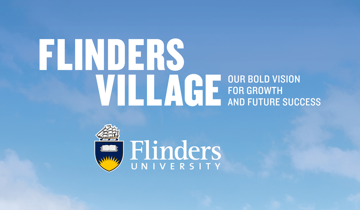 Flinders Village Masterplan document by Algo Más