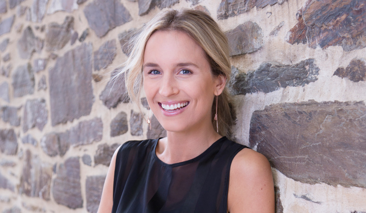 Lara Simpson, Graphic Designer at Algo Mas