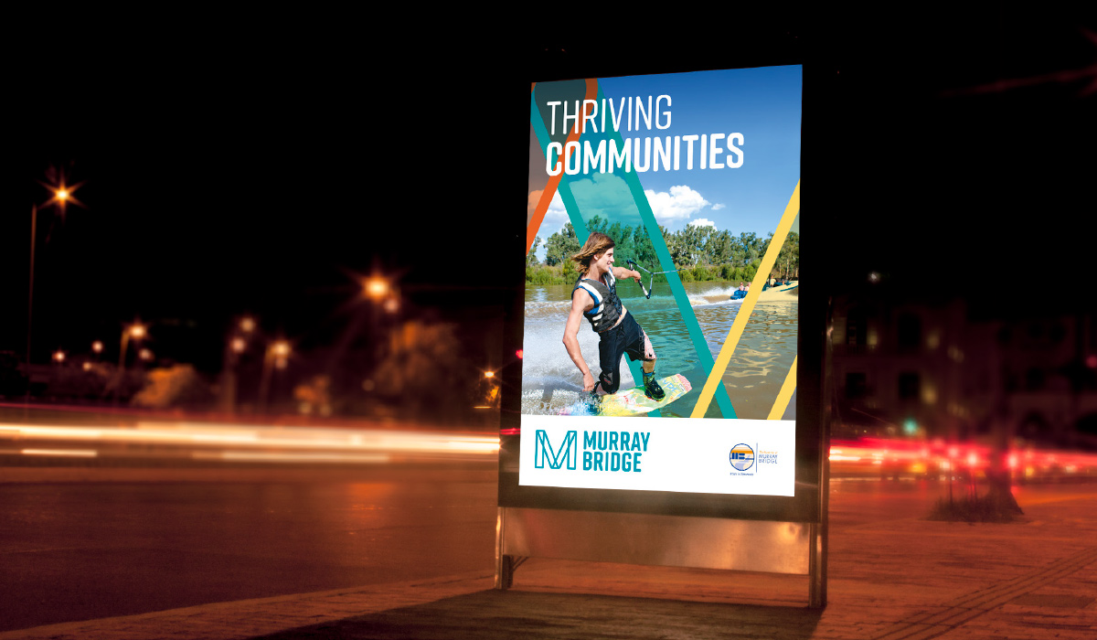 Murray Bridge Billboard Design