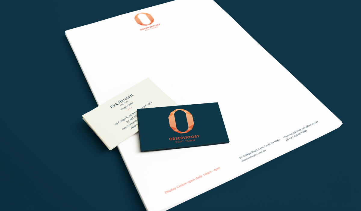 Observatory-Kent-Town-Stationery-Design