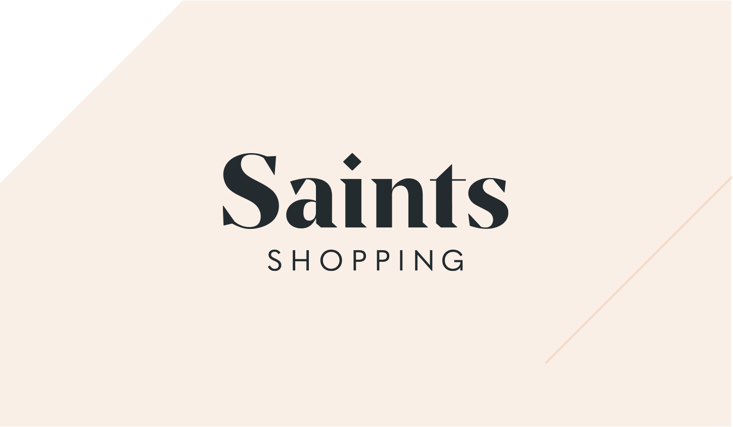 Saints-Shopping-Logo