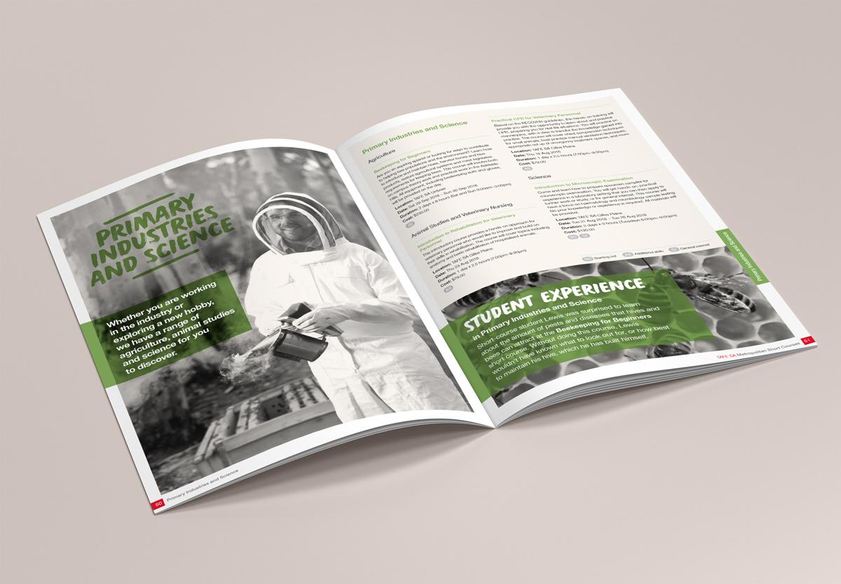 TAFE-SA-Brochure-Design