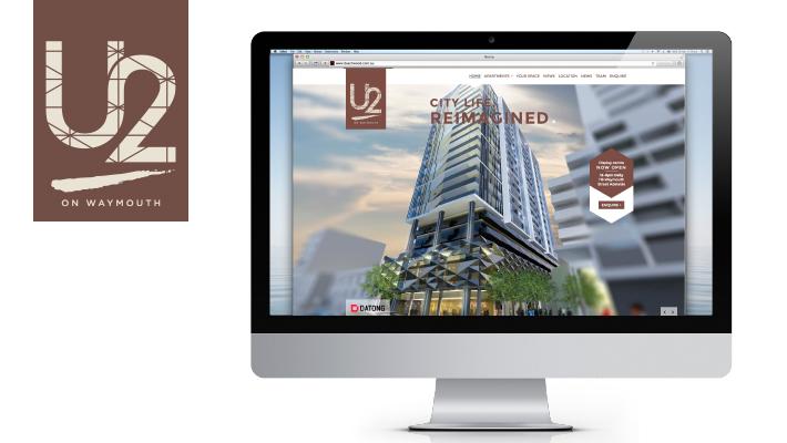 U2 on Waymouth Website