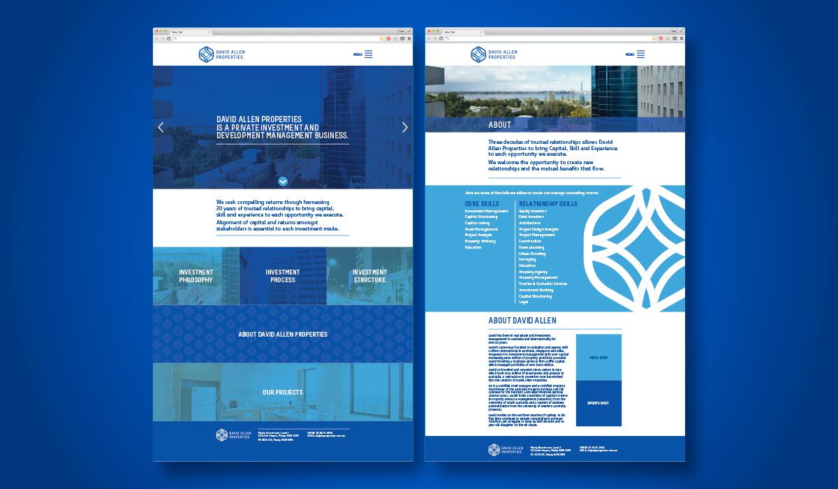 david-allen-properties-branding-website