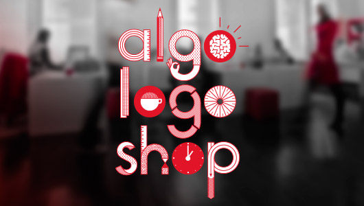 Algo Logo Shop, archived logo