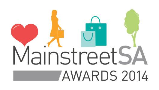 Mainstreet sa awards logo by Algo Mas