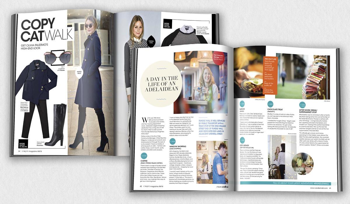 Magazine-Design-Rundle-Mall